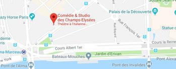 voir le plan d'accès sur google map